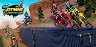 Xtreme <b>Dirt Bike Racing</b> Off-road Motorcycle Games - Apps on ...
