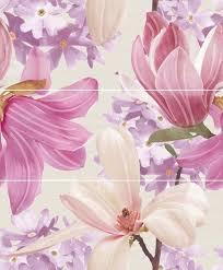 <b>Керамический декор Ibero Charme</b> Decor Magnolia (A, B, C ...
