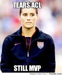 Tears ACL... - Meme Generator Captionator via Relatably.com