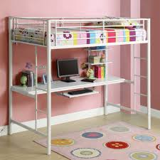 exciting image of bedroom design and decoration with ikea trundle bed mattress astounding girl pink bunk bed desk trundle