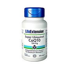 <b>Super Ubiquinol CoQ10</b> 100mg - 60 caps - Tanyaborowski.com