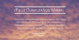 Mother Birthday Quotes In Spanish. QuotesGram via Relatably.com