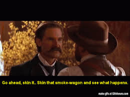 Quotes From Tombstone Kurt Russell. QuotesGram via Relatably.com