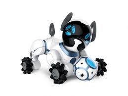 Купить <b>Робот</b>-<b>собака</b> WowWee CHiP недорого в интернет ...