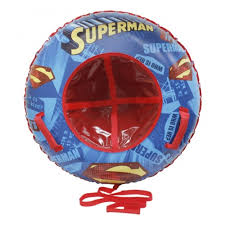 <b>Тюбинг 1Toy WB Супермен</b> 100 см — купить в интернет-магазине ...