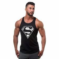 Men sporting sleeveless hoodies <b>gyms Workout Fitness</b> ...