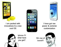APPLE IPHONE 5 LATEST FUNNY MEME QUOTES COMIC PICS - PART -1 ...