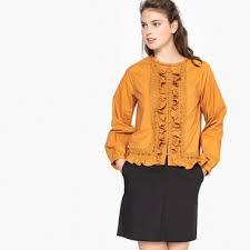 Распродажа женских рубашек, блузок, туник <b>La Redoute</b> Collections