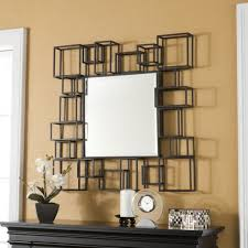 extravagant wall mirror living room