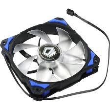 <b>Вентилятор</b> для корпуса 120x120 мм <b>ID</b>-<b>Cooling PL</b>-<b>12025</b>-<b>B</b> ...