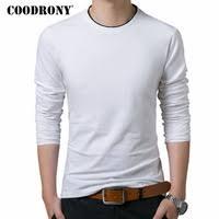 <b>LONG SLEEVE</b> T-SHIRTS - <b>COODRONY</b> Official Store - AliExpress