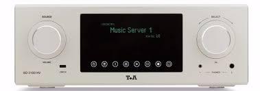 <b>T</b>+A анонсирует шквал цифровых новинок - SD/SDV 3100 HV ...
