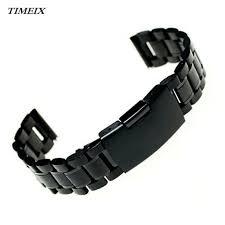 18mm <b>20mm 22mm</b> Watch Band <b>Stainless Steel</b> Bracelet ...