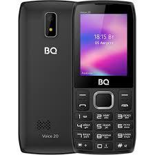Купить <b>Сотовый телефон BQ</b> Mobile <b>BQ</b>-<b>2400L</b> Voice 20 Black ...