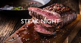 <b>Steak Night</b> | The Dog and Doublet Inn