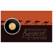 Mini Roo 2020 0.5<b>g Gold</b> Coin   The Perth Mint