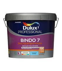 <b>Краска</b> водно-дисперсионная <b>Dulux</b> Bindo 7 экстрапрочная ...