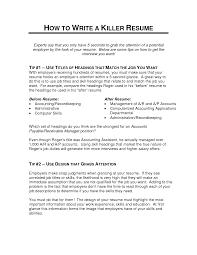 how to write cover letter for jobresume template payslip sample killer resumes how to write killer resume writing resumes writing how