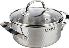 <b>Кастрюля Rondell</b> RDS-829 4.7 <b>л</b> — купить в интернет-магазине ...