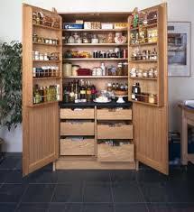 wooden kitchen pantry cabinet racks
