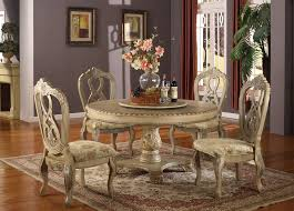 Round Dining Room Furniture Beds Mattresses Rebecca Metal Bed Stone White Manor Piece Square