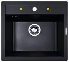 Врезная <b>кухонная мойка Zigmund & Shtain</b> PLATZ 560 56х50.5см ...
