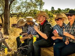 ranch jobs in get a guaranteed paid ranch job farm machinery taking a break