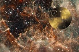 Image result for carl sagan golden record