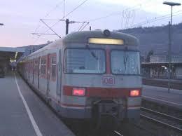 S-Bahn di Stoccarda
