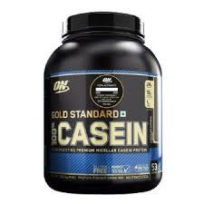 ON (Optimum Nutrition) <b>Gold Standard 100</b>% <b>Casein</b>, 4 lb Chocolate ...