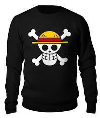 Свитшот унисекс хлопковый <b>One Piece</b> #2448154 от geekbox по ...