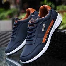 <b>ELGEER Spring And</b> Autumn New Men'S Movement Leisure Shoes ...