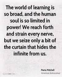 Maria Mitchell Quotes | QuoteHD via Relatably.com