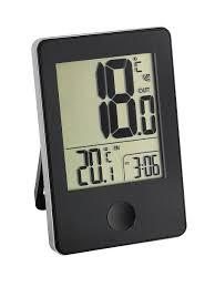 Цифровой <b>термометр</b> с беспроводным датчиком POP 30.3051.01 ...