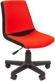 Купить <b>компьютерное кресло</b> Chairman <b>Kids</b> 115 (Black/Red) в ...