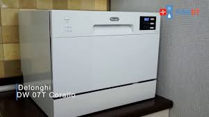 <b>Посудомоечная машина Delonghi</b> DDW07T Corallo - YouTube