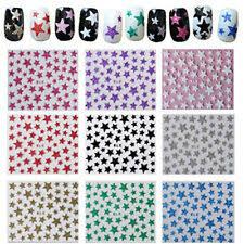 <b>Nail</b> Art <b>Stickers Stars</b> for sale | eBay
