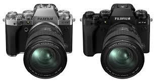 Анонс <b>Fujifilm X</b>-<b>T4</b>