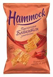 <b>Бейкитсы Hammock Пикантная паприка</b> на гриле 140г - купить с ...