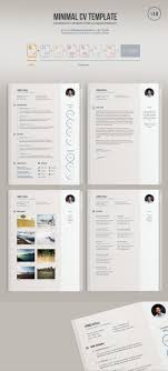 resume templates psd word utemplates a clean and professional resume cv template in illustrator vector ai format the proper template to help make the best impression