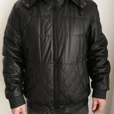 <b>Кожаная куртка Pierre Cardin</b> – купить в Москве, цена 3 500 руб ...