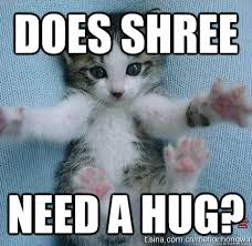 Hugging Cat memes | quickmeme via Relatably.com