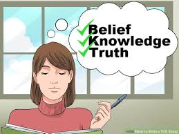 How to Write a TOK Essay     Steps  with Pictures  Image titled Write