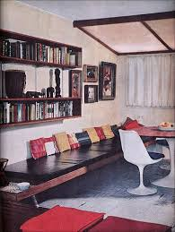 1960 modern home office by american vintage home via flickr attractive vintage home office