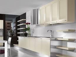 white kitchen unit full
