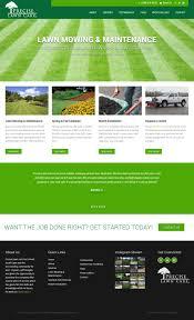lawn mowing maintenance website ben sayers llc lawn mowing maintenance website