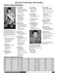 2012 13 south dakota state wrestling media guide by south dakota 2012 13 south dakota state wrestling media guide by south dakota state university athletics page 47 issuu
