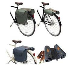 <b>Tourbon Bicycle Cycling Bike</b> Handlebar Canvas <b>Bag</b> Saddle <b>Pouch</b> ...