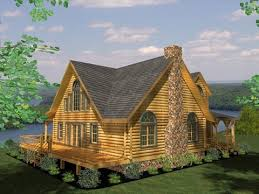 Legacy Collection of Floor Plans by Honest Abe Log HomesBearbrook