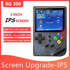The <b>RG300</b> Gets The <b>IPS Screen</b> That It Deserves » Obscure ...